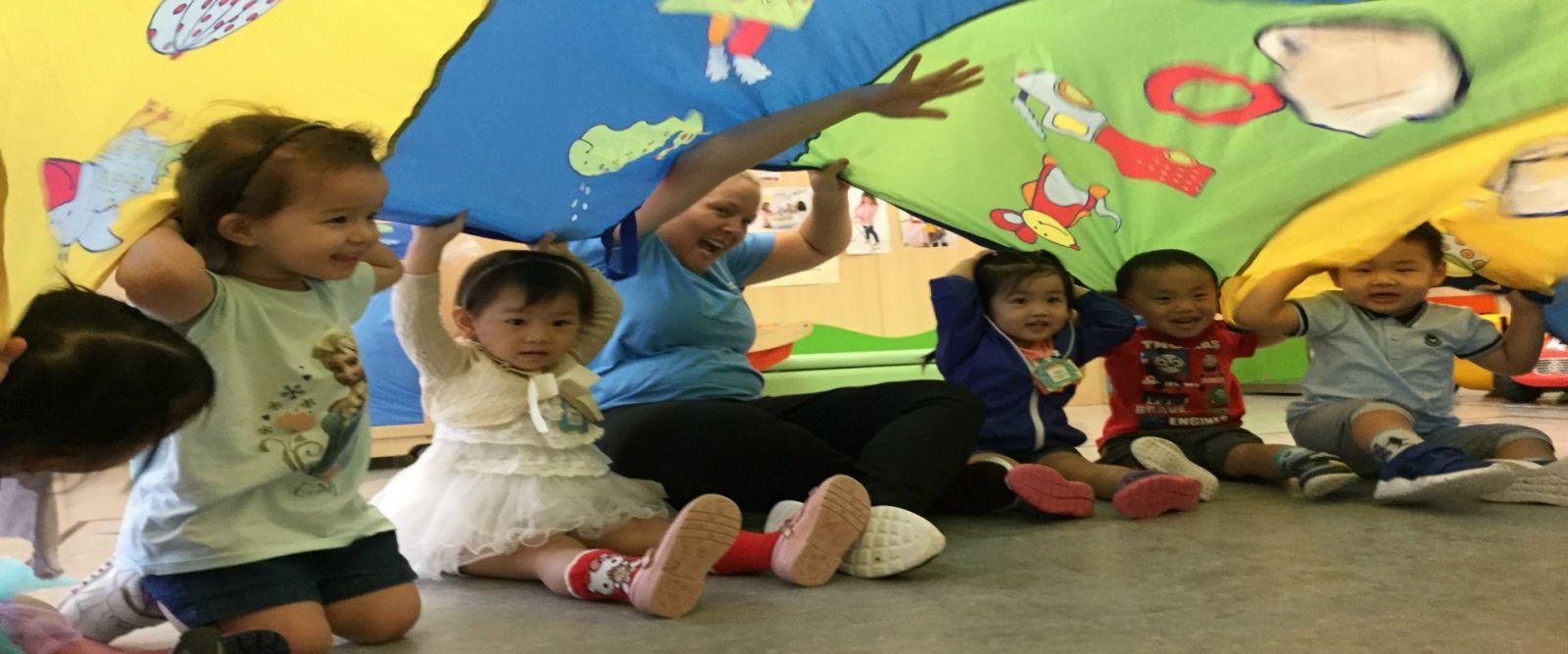 Middle Kornhill | Victoria Kindergarten, Nursery, Infant & Toddler Programme
