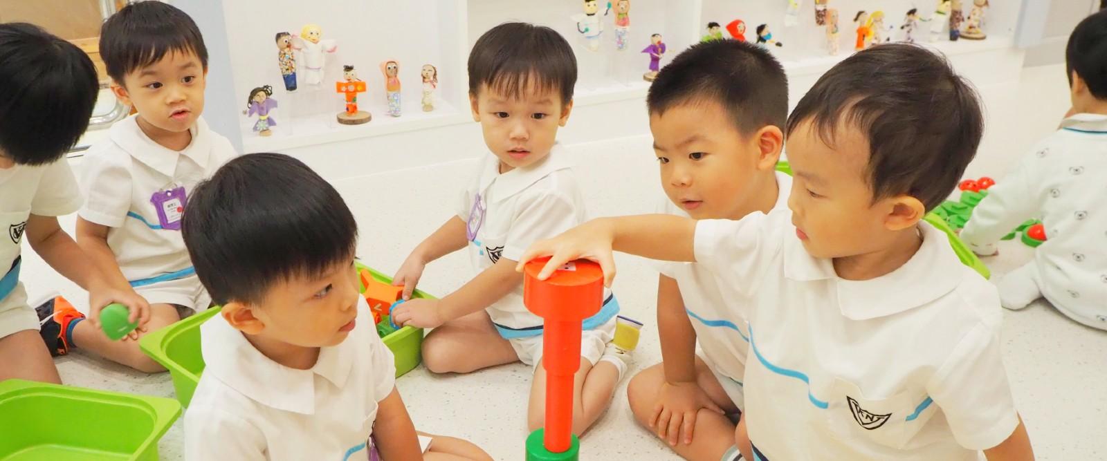 Lower Kornhill | Victoria Kindergarten, Nursery ,Infant & Toddler Programme