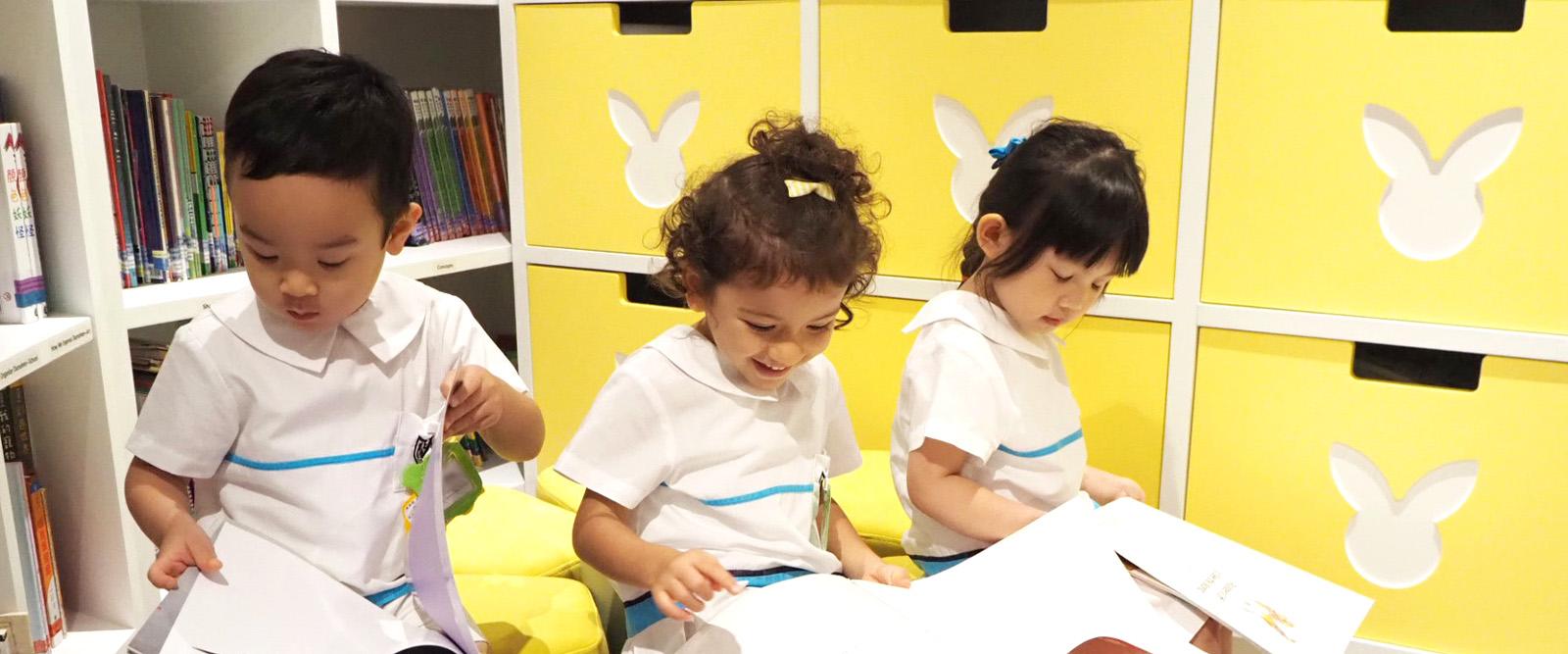 Victoria Kindergarten, International Kindergarten in Hong Kong